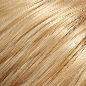 Jon Renau Wigs | FS613/24B | Light Gold Blonde and Pale Natural Blonde Blend with Light Natural Blonde Highlights