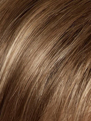 HONEY WHEAT Light Brown Base with Honey Blonde Highlights