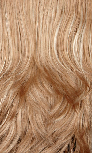 HONEY-Dark blonde with light wheat blonde highlights