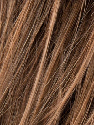 Ellen Wille Wigs | HOT MOCCA MIX | Reddish brown mixed with light golden brown and light auburn