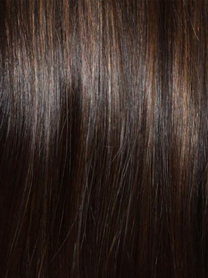Dark Ginger Brown
