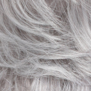 Estetica Wigs | ICED GRAY | Platinum Gray with White Blend