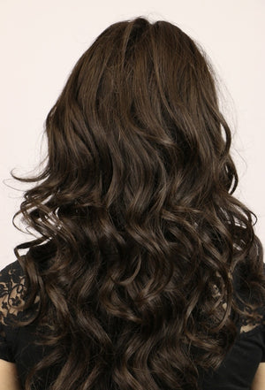 Godiva Secret Wigs | Alexa Mono Wig Dark Chocolate