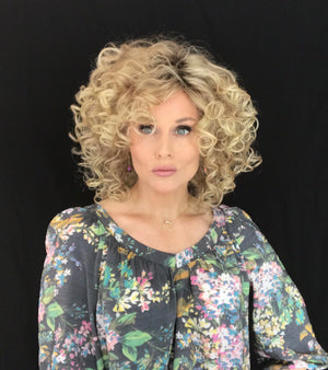 Jamila Plus Wig by Ellen Wille | Champagne Rooted