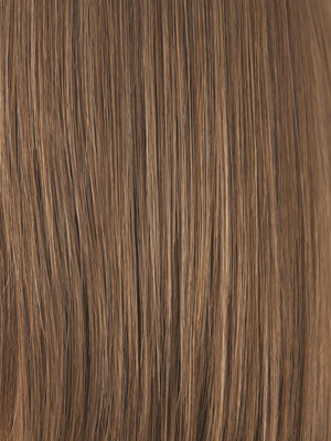 LIGHT CHOCOLATE | Light Brown w/Light Reddish Brown Highlights