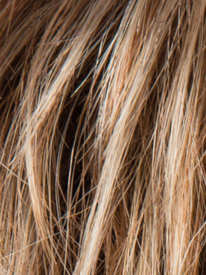 Ellen Wille Wigs | LIGHT BERNSTEIN ROOTED Light Auburn Light Honey Blonde and Light Reddish Brown Blend and Dark Roots