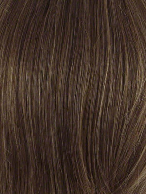 Envy Wigs | 12 LIGHT BROWN | Light Golden Brown with subtle highlights