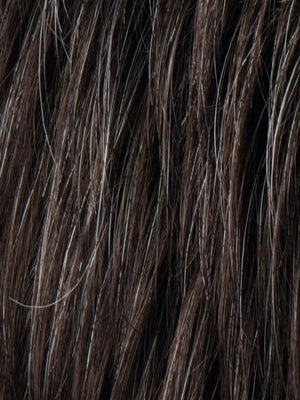 Ellen Wille Wigs | M34S | Medium Natural Brown with 35% Gray