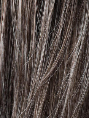 Ellen Wille Wigs | M36S | Medium to Light Brown with 25% Gray