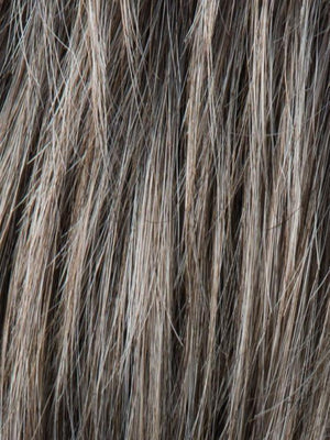 Ellen Wille Wigs | M38S | Medium Brown with 35% Gray