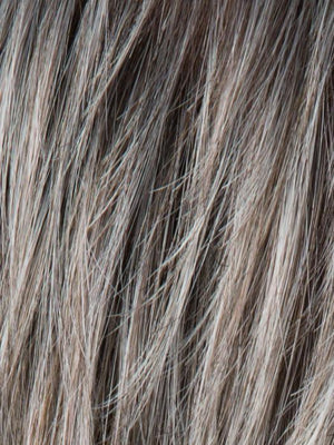 Ellen Wille Wigs | M51S | Medium to Light Brown with 70% Gray