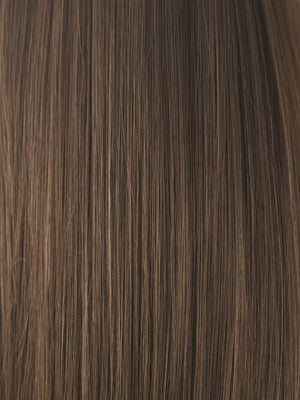 Noriko Wigs | MEDIUM BROWN | Medium Golden Brown