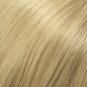 Jane Lace Front Remy Human Hair Wig by Jon Renau MEDIUM ASH BLONDE W CANARY BLONDE HILITES (14/88H)
