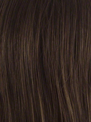 Envy Wigs | 10 MEDIUM BROWN | Medium Brown with natural highlights