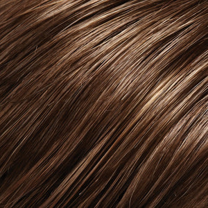 Jon Renau Wigs - Color MEDIUM BROWN WITH 20% HI-LITE OF MEDIUM ASH BLONDE (8H14)