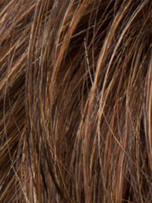 MOCCA ROOTED Medium Brown Light Brown and Light Auburn blend with Dark Roots