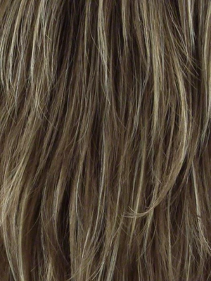 MOCHACCINO-R | Light golden brown with light gold blonde highlights