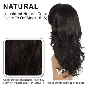 Vivica Fox Wigs | Off Black Natural 1