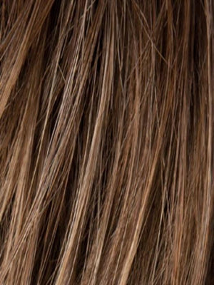 Ellen Wille Wig | NOUGAT MIX | Medium-Golden brown Brown, blended with Medium Brown and Med ginger blonde tones