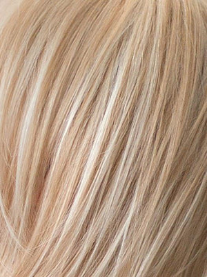 Ellen Wille Wigs | PASTEL BLONDE MIX Pearl Platinum  Dark Ash Blonde and Medium Honey Blonde mix