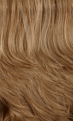 PECAN-Light ash brown with gold blonde highlights