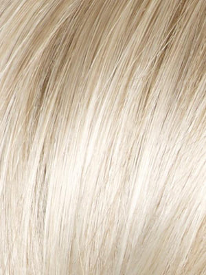 Noriko Wigs | PLATINUM PEARL | 50/50 of Creamy Blond + Light Ash Blond