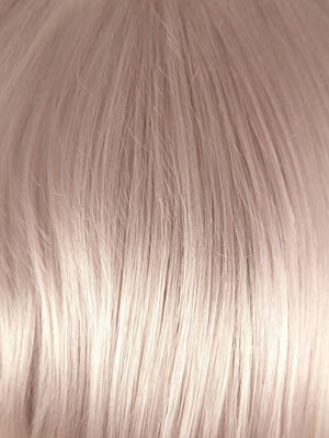 Rene of Paris Wigs | Pastel Pink | Soft pastel tone pink with white blond highlights