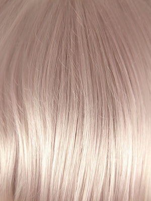 Rene of Paris Wigs | Pastel Pink | Silver Blonde with Subtle Pink Highlights