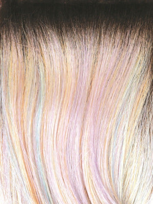 Rene of Paris Wigs | Pastel Rainbow