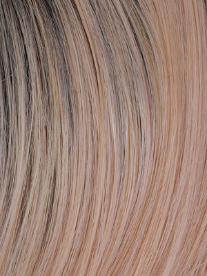 Hairdo Wigs - Color PEACH | Light Peachy-Pink Rooted