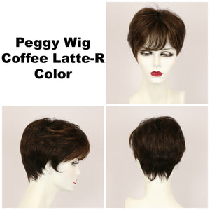 Godiva's Secret Wigs | Coffee Latte R