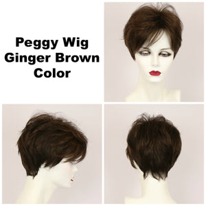 Godiva's Secret Wigs | Ginger Brown