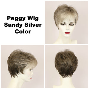 Godiva's Secret Wigs | Sandy Silver