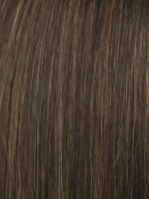 R10 CHESTNUT Rich Medium Brown with subtle Golden Brown Highlights Throughout