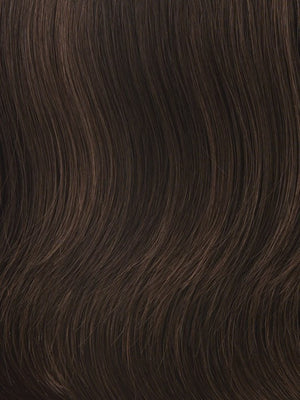 Hairdo - Color R10 CHESTNUT (Rich dark brown with coffee brown highlights all over)