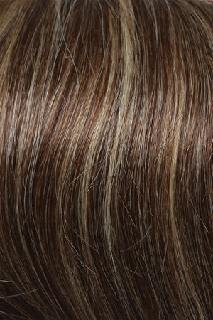 Raquel Welch Wigs - Color GLAZED MOCHA R11S+