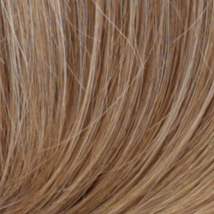 Estetica Wigs - R12/26H | Light Brown with Golden Blonde Highlights on Top