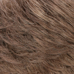 Estetica Wigs | R12/26H Light Brown with Golden Blonde Highlights on Top