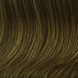 Raquel Welch Wigs | R12T PECAN BROWN | Light Brown with Lightest Brown Tips