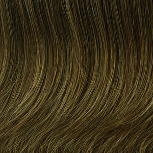 Raquel Welch Wigs - Color R12T Pecan Brown