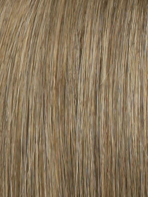 R1416T BUTTERED TOAST Dark Ash Blonde with Golden Blonde Tips
