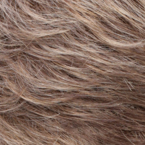 Estetica Wigs | R18/24H	Ash Blonde with Pale Golden Blonde Highlights