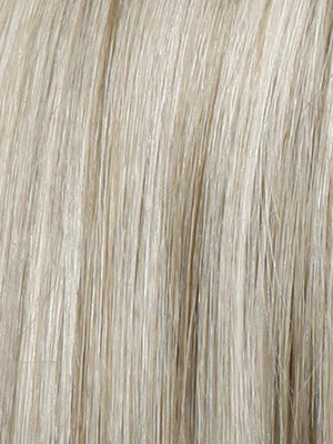 Raquel Welch Wigs | R23S+ GLAZED VANILLA | Cool Platinum Blonde with Almost White Highlights