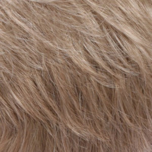 Estetica Wigs | R25LF123 | Dark Gold Blonde Lightening to Platinum Mix in Front