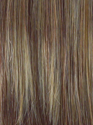 Hairdo Wigs - Color R29S GLAZED STRAWBERRY (Strawberry blonde with pale blonde highlights)