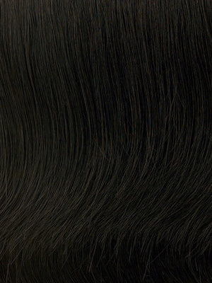 Gabor Wigs - Color R2 EBONY (Off Black or Black Brown)