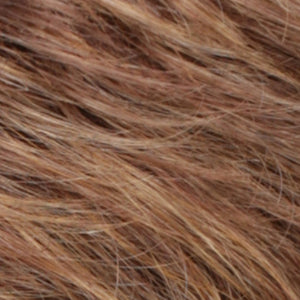 Estetica Wigs | R30/28/26 Medium Auburn / Light Auburn / Golden Blonde Blend