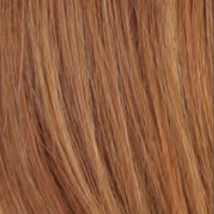 Estetica Wigs | R30/28 | Golden Brown w/Medium Auburn Blend
