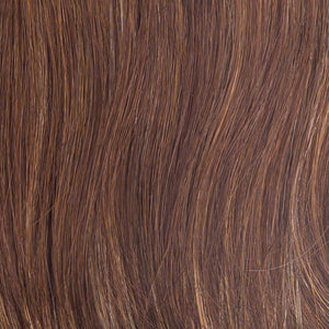 Raquel Welch Wigs | R3025S GLAZED CINNAMON | Medium Auburn with Ginger Blonde Highlights on Top