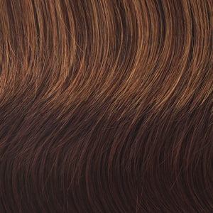 Raquel Welch Wigs - Color R3329S+ Glazed Auburn
